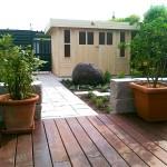 Schubert & Partner Gartengestaltung | Natursteinmauer